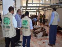 Bitlis'te kurbanlıklar tekbir ve salavatlarla kesildi