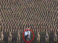Dünyaya gözdağı! Kim Jong-un böyle poz verdiler