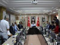 Mardin'de 'Uyuşturucu ve Güvenli Eğitim' toplantısı