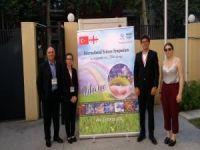 Liseli üç Türk genci dünya literatürüne girdi