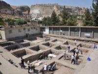 Hasankeyf'te tarihe ışık tutan yeni bulgular ortaya çıkarıldı