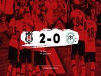 Beşiktaş rahat kazandı:2 -0
