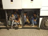 Ağrı'da yabancı uyruklu 142 kişi yakalandı
