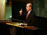 Erdoğan BM Genel Kurulu'na hitap etti