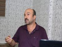 """HÜDA PAR gençlik kollarından """"helal gıda"""" semineri"""