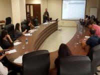 Hasta Hakları birim sorumlularına seminer