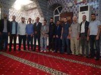 Doğubayazıtlılar Hicri Yılbaşını sabah namazında camide karşıladı