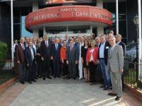 """Bahçıvan: """"Ekonominin Asya'ya kayması, Trabzon'un lojistik gücünü artıracak"""""""