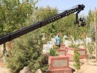 6-7 Ekim şehitleri için hazırlanan eserin klibi Diyarbakır'da çekildi