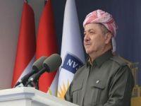Barzani: Referandumun ertelenmesi için çok geç