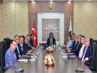"""Diyarbakır'da  """"Biz Anayoluyuz projesi"""" toplantısı yapıldı"""