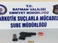 Batman'da uyuşturucu baskını