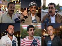 Erbil halkı: Özgürce yaşamak istiyoruz