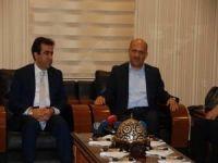 """Başbakan Yardımcısı Işık'tan Diyarbakır'da """"referandum"""" açıklaması"""