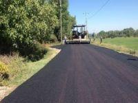Van'da 13 mahalleye sıcak asfalt çalışması
