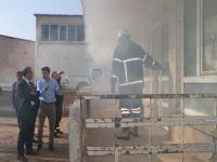 Yangın tatbikatı ve yangın söndürme eğitimleri