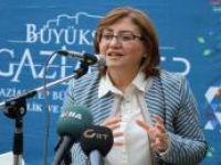 """Gaziantep'te öğrenciler sağlık için """"pedal"""" çevirdiler"""