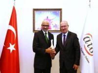 Venezuela Büyükelçisi'nden ATO'ya ziyaret