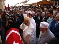 Gaziantep Milletvekili Yüksel toprağa verildi