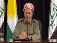 Barzani: Son 25 yıldır kimseye tehdit olmadığımızı kanıtladık