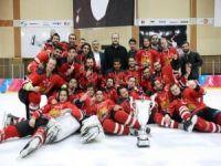 Son şampiyon Zeytinburnu buza çıkıyor