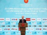 """53. Cumhurbaşkanlığı Türkiye Bisiklet Turu"""" Basın Turu"""