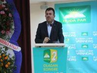 Yavuz: HÜDA PAR siyasetinin merkezinde insan ve adalet vardır!