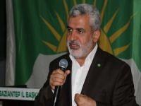 Turgut: Bu kardeşlerimiz on binlerce Müslüman'ın arasında katledilmedi mi?