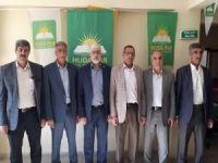 HÜDA PAR Solhan İlçe Başkanı Kırım güven tazeledi