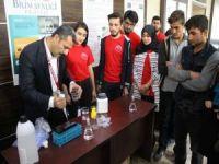 MŞÜ'de Bilim Şenliği ve Sergisi program