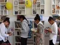"""Mardin'de """"Kitap Kafe"""" açıldı"""