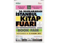 36. Uluslararası İstanbul Kitap Fuarı Etkinlik Programı açıklandı
