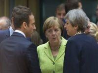 Avrupalı üç liderden İran'a destek açıklaması