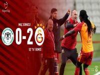 Aslan Konya'da kükredi: 2-0