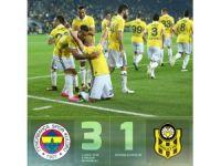 Fenerbahçe rahat kazandı: 3-1