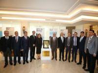 Fatma Şahin'e Avrupa Şeref Plaketi