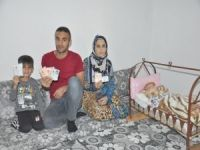 Suriyeli aile kimlik mağduru oldu
