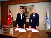 Başkan İmamoğlu,Finansal okuryazarlık Eğitimleri Protokokü imzaladı