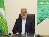 Yapıcıoğlu: Suriye'den ibret alınmalı ve çatışmalar derhâl sonlandırılmalıdır!