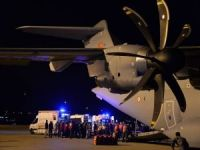 Askeri Nakliye Uçağı ile Somali/Mogadişu'dan Yaralı Nakli
