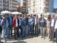 Siirt'teki okul servisçilerinden açıklama