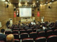 Siirt İl Koordinasyon Kurulu toplandı