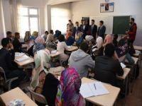 Muş'ta Destekleme ve Yetiştirme Kurslarına yoğun ilgi