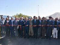 Muş katı atık aktarma istasyonu açıldı