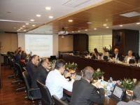 Deri sektör kurulu sektör sorunlarını görüşmek üzere İzmir'de toplandı
