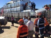Kızıltepe'ye 200 çöp konteynırı