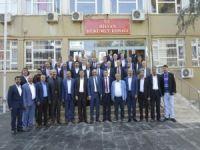 Hilvan'da 'Muhtarlar Günü' etkinliği