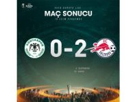 Atiker Konyaspor, Salzburg'a mağlup oldu!