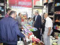 HÜDA PAR Diyarbakır esnafının sorunlarını dinledi!
