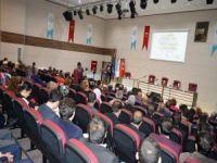 """Bitlis'te """"Ceviz Çalıştayı"""" yapıldı"""